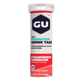 PASTILLES D'HYDRATATION GU GU Hydratation Power Nutrition