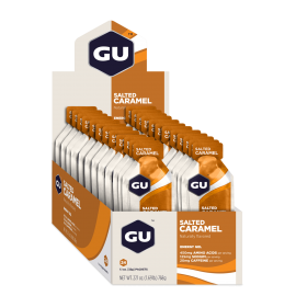 24 X ENERGY GEL GU GU Energie Power Nutrition