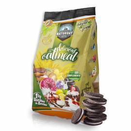 AVOINE DELICIOUS OATMEAL 1KG NATURDAY NATURDAY Céréales & Farines Power Nutrition