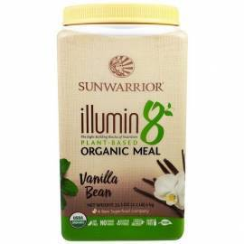 ILLUMIN8 SUNWARRIOR 400G SUNWARRIOR Substituts de repas Power Nutrition