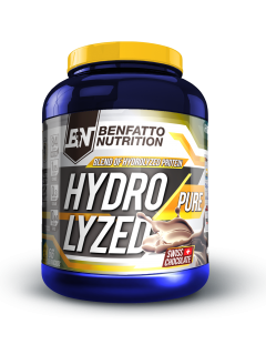100% PURE HYDROLYSED 907G BENFATTO NUTRITION BENFATTO NUTRITION Whey Protéine Hydrolysée Power Nutrition