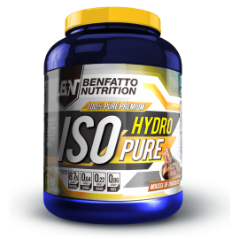 PURE ISO HYDRO BENFATTO NUTRITION 2kg BENFATTO NUTRITION Whey Protéine Isolate Power Nutrition