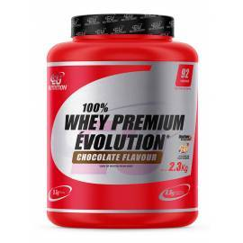 100% WHEY PREMIUM EVOLUTION EU NUTRITION 2,3KG EU Nutrition  Whey Protéine Power Nutrition