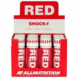 RED SHOCK ALLNUTRITION  Boosters Power Nutrition