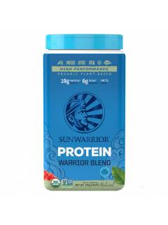 WARRIOR BLEND ORGANIC PROTEIN SUNWARRIOR