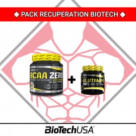 PACK RECUPERATION BIOTECH
