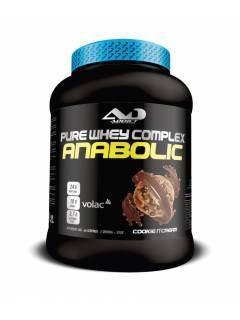 ANABOLIC WHEY ADDICT SPORT NUTRITION 1KG