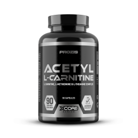 ACETYL L CARNITINE XCORE NUTRITION XCORE NUTRITION Carnitine Power Nutrition