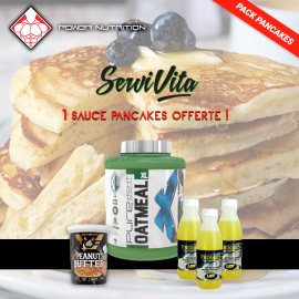 PACK PANCAKES PROTEINÉ