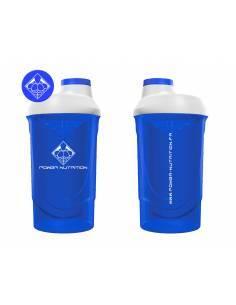 shaker-power-nutrition-bleu