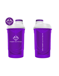 SHAKER VIOLET & BLANC POWER NUTRITION
