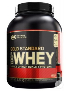 GOLD STANDARD 100% WHEY OPTIMUM NUTRITION 2,27KG OPTIMUM NUTRITION Whey Protéine Power Nutrition