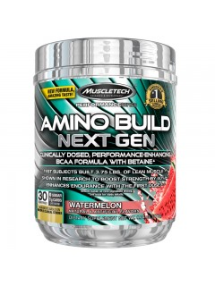 AMINO BUILD NEXT GEN MUSCLETECH 30 DOSES MUSCLETECH Acides Aminés Power Nutrition