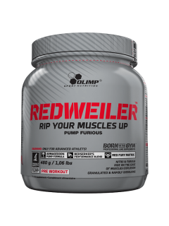 REDWEILER OLIMP NUTRITION 480G OLIMP SPORT NUTRITION Congestion & Volume Power Nutrition