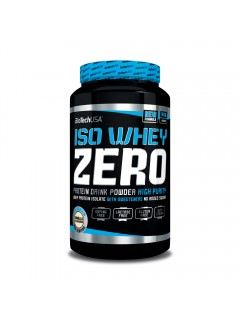 ISO WHEY ZERO BIOTECH USA 908G BIOTECH USA Whey & isolat Power Nutrition