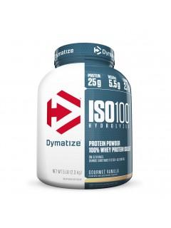 ISO 100 HYROLYZED DYMATIZE 2,270KG DYMATIZE Whey Protéine Hydrolysée Power Nutrition