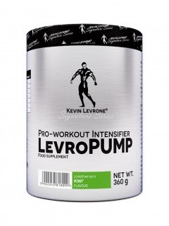 LEVROPUMP KEVIN LEVRONE SERIES KEVIN LEVRONES SERIES Congestion & Volume Power Nutrition