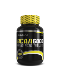 BCAA 6000 BIOTECH USA 25 DOSES