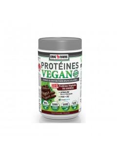 PROTÉINES VEGAN 750G ERIC FAVRE ERIC FAVRE NUTRITION Protéines Végétales Power Nutrition