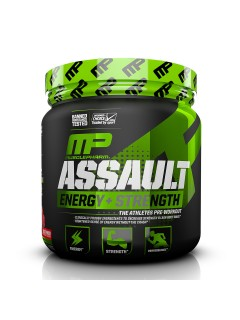 Assault MusclePharm MP