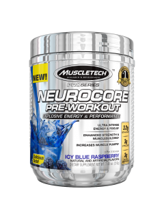 NEUROCORE PRO SERIES MUSCLETECH MUSCLETECH Energie & Concentration Power Nutrition