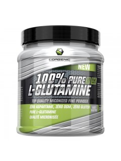 L-GLUTAMINE CORGENIC CORGENIC Glutamine Power Nutrition