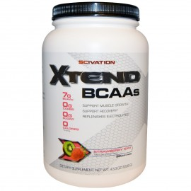 XTEND BCAA SCIVATION 90 DOSES SCIVATION BCAA  Power Nutrition