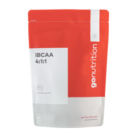 iBCAA 4:1:1 GO NUTRITION™ 33 DOSES GO NUTRITION BCAA  Power Nutrition