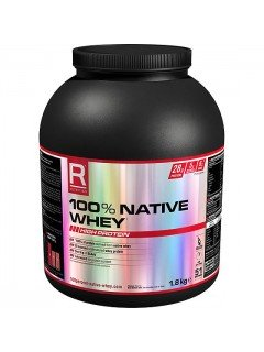 100% WHEY NATIVE REFLEX NUTRITION 1,8KG REFLEX NUTRITION Whey Protéine Power Nutrition