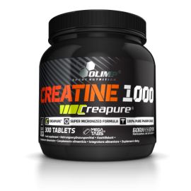 CREATINE 1000 CREAPURE® OLIMP NUTRITION OLIMP SPORT NUTRITION Creatine Power Nutrition