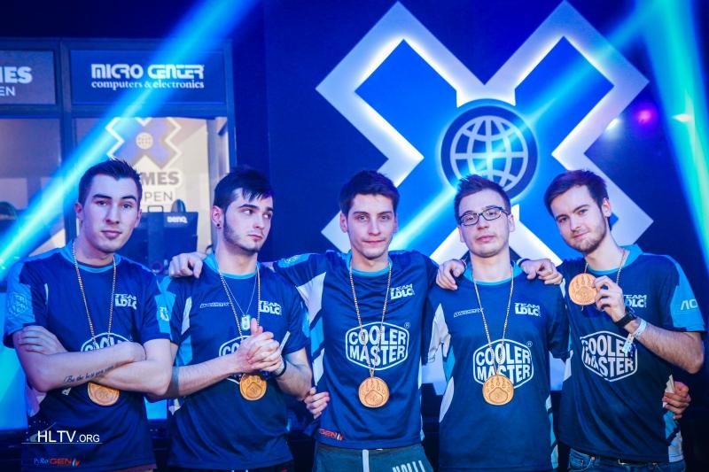 Team LDLC vainqueur des X-Games 2015 - CS:GO